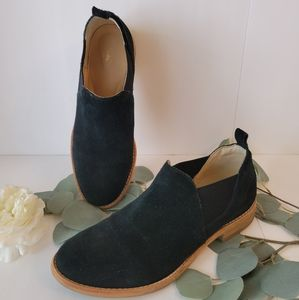 Clarks Edenvale Page suede slip-on boots 8.5